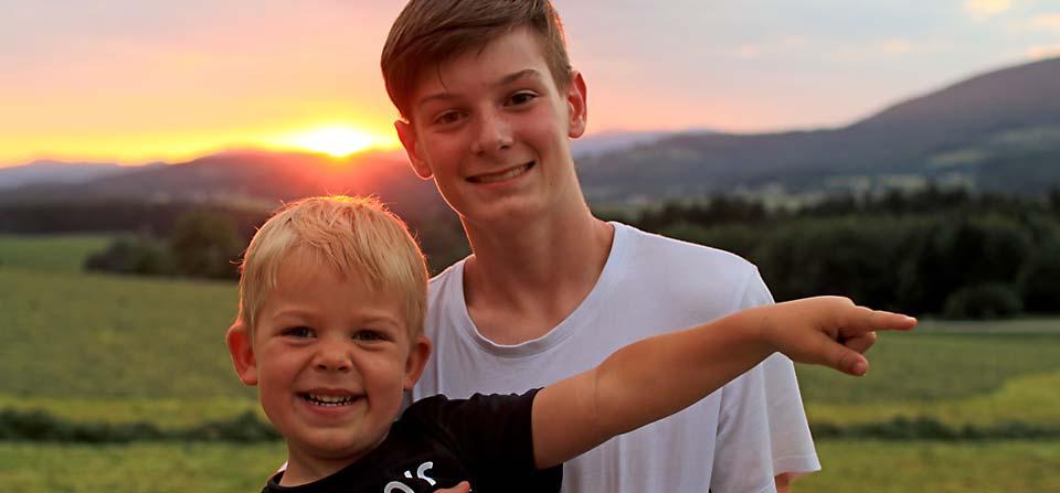 Ferienhof Ederhof im Bayerischen Wald