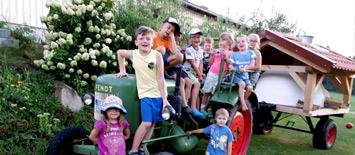 Urlaubs-Bauernhof Burmann – ein Paradies für glückliche Kinder