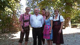 Familie Eder freut sich auf Ihren Besuch