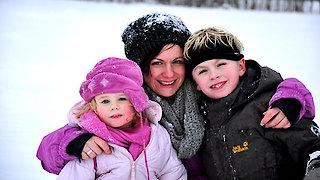 Urlaub im Winter mit Kinder