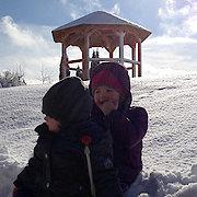 Kinderurlaub im Winter