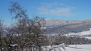 Brotjacklriegel im Winter